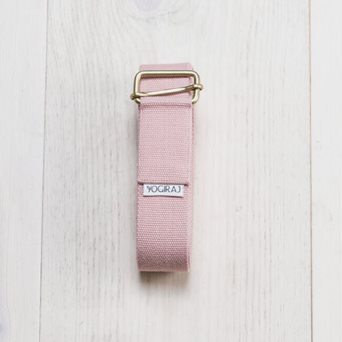 Yoga Belt standard - Heather Pink