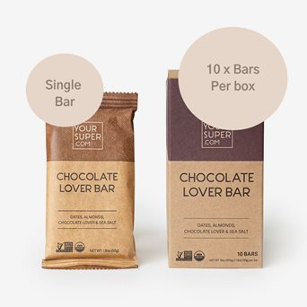 Chocolate Lover Bar