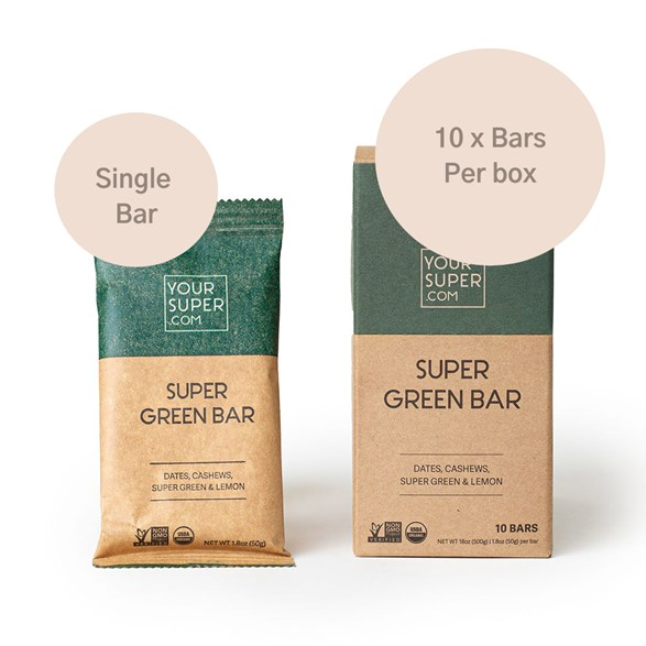 Super Green Bar