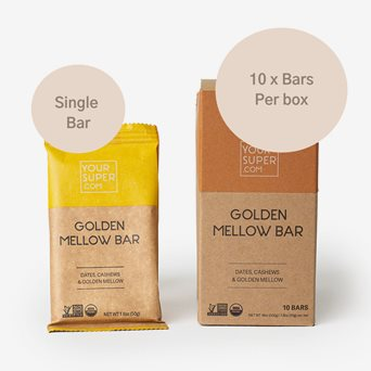 Golden Mellow Bar